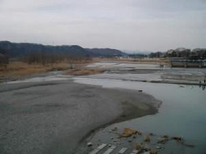 羽村取水所